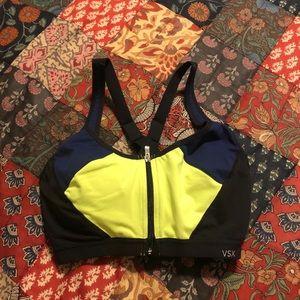 VSX Victoria's Secret Sports Bra. Size 32DD.